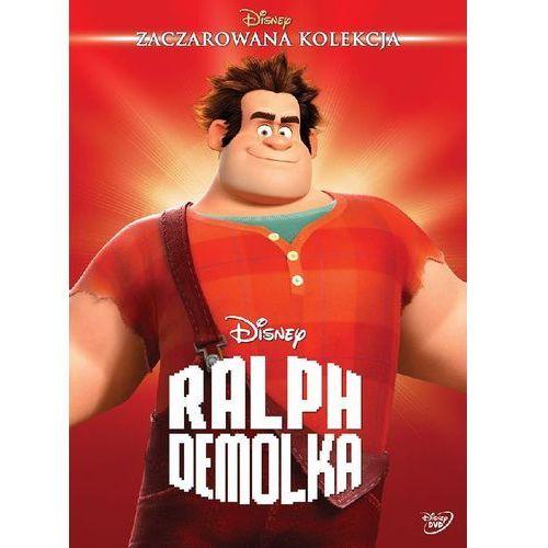 Zaczarowana kolekcja: Ralph Demolka (DVD) - Rich Moore DARMOWA DOSTAWA KIOSK RUCHU (7321917506502)