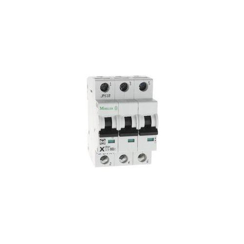 Eaton Wyłącznik nadprądowy 3p cls6 b 63a 6ka ac 270414  electric