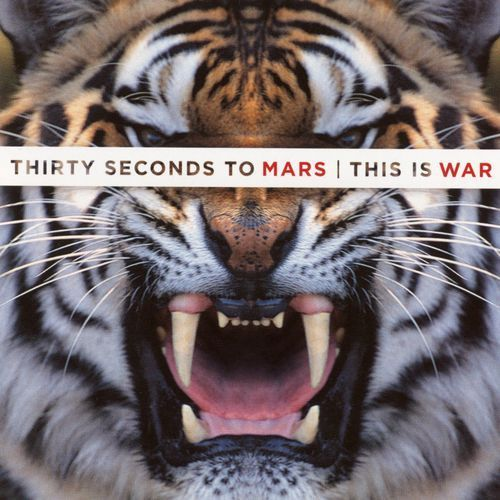 Universal music polska 30 seconds to mars - this is war (cd) (5099996511121)