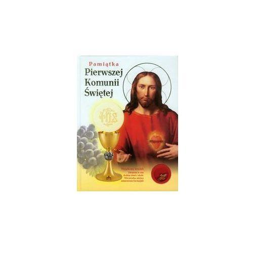 Pamiątka Pierwszej Komunii Świętej (9788375694123)