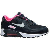 Buty  air max 90 (ps) (724856-400) - czarny marki Nike