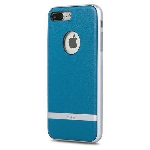 iglaze napa - etui iphone 7 plus (marine blue) odbiór osobisty w ponad 40 miastach lub kurier 24h marki Moshi
