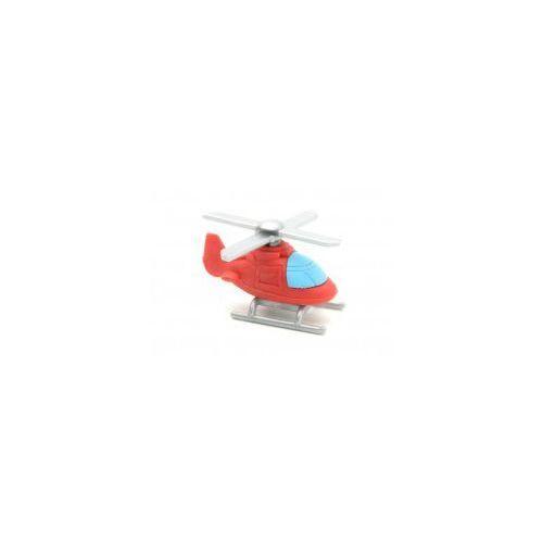 Iwako Gumka do ścierania - czerwony helikopter