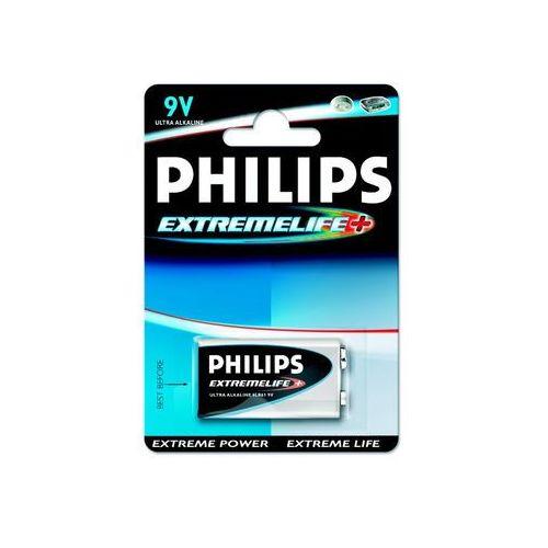 Philips ExtremeLife Bateria 6LR61/12B (8710895753708)