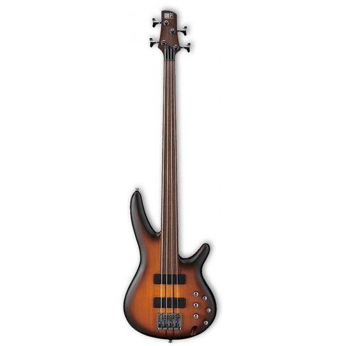 Ibanez SRF 700 BBF Soundgear Brown Burst gitara basowa fretless