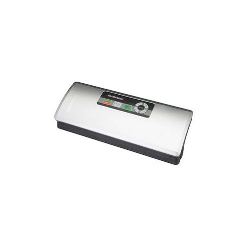 vacuum sealer 46008 two operating modes, fully automatic and manual, inox, 120 w, 10 slipped foil bags (small and la marki Gastroback