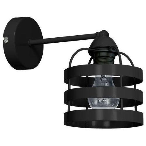 Lampa ścienna LARS BLACK 1xE27 MLP797 Milagro - Sprawdź kupon rabatowy w koszyku, 797
