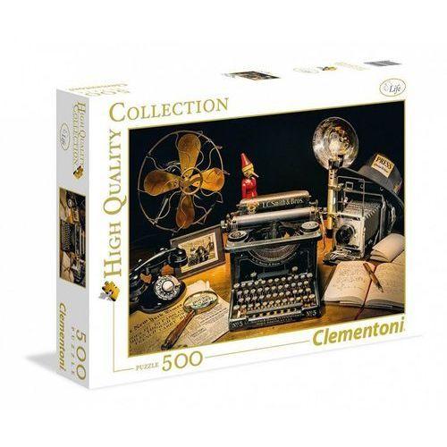 Clementoni 500 elementów typewriter