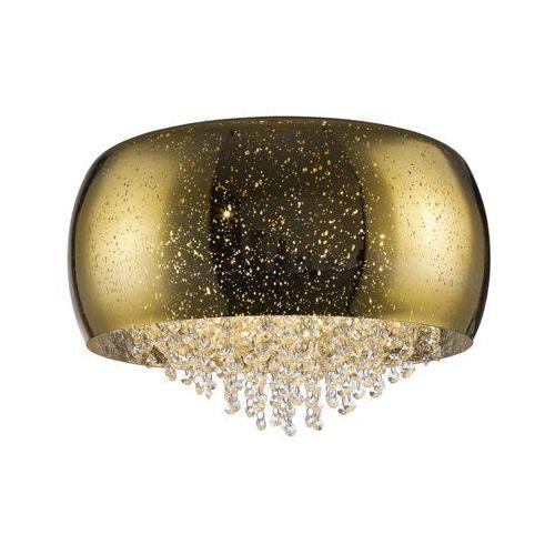Zumaline plafon/lampa sufitowa LED VISTA złoty C0076-06K-F4GQ, C0076-06K-F4GQ