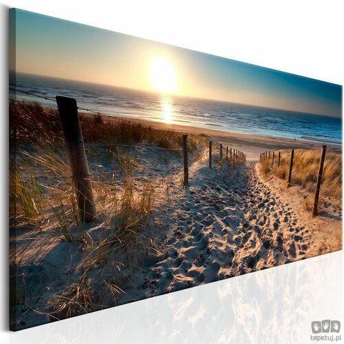 Obraz ścieżka zachodzącego słońca marki Artgeist