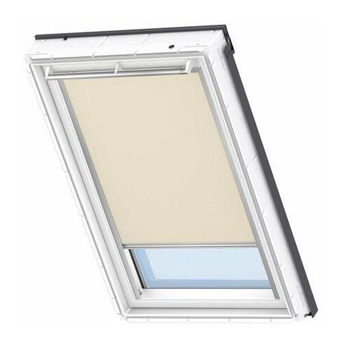Roleta na okno dachowe VELUX elektryczna Premium DML MK04 78x98 zaciemniająca (5702328267565)