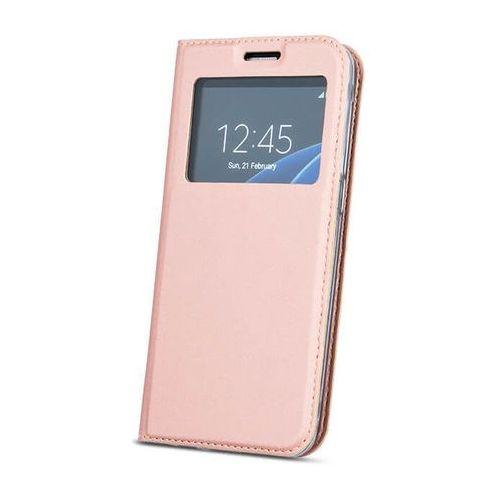 Flip Leather Różowy | Etui z klapką dla Huawei P9 Lite