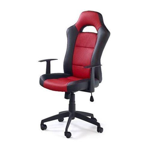 Style furniture Speed fotel gamingowy dla graczy czarno-czerwony
