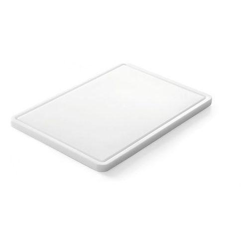 Deska z polietylenu biała uniwersalna marki Hendi