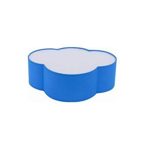 TK Lighting Cloud Mini 4230 Plafon lampa sufitowa 2x60W E27 niebieski/biały