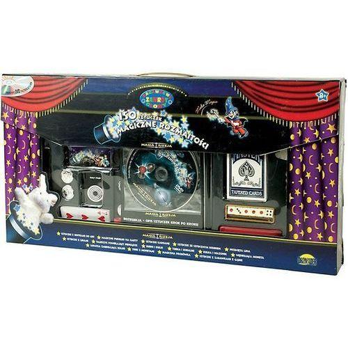 Dromader - Zestaw Małego Magika 150 sztuczek + DVD