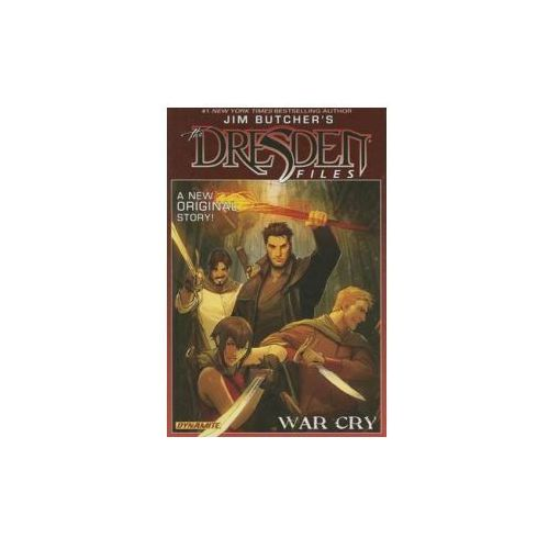 Jim Butcher's Dresden Files: War Cry Signed Limited Edition (9781606905753)