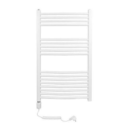 Grzejnik łazienkowy wetherby wykończenie zaokrąglone, 600x1000, biały/ral marki Thomson heating