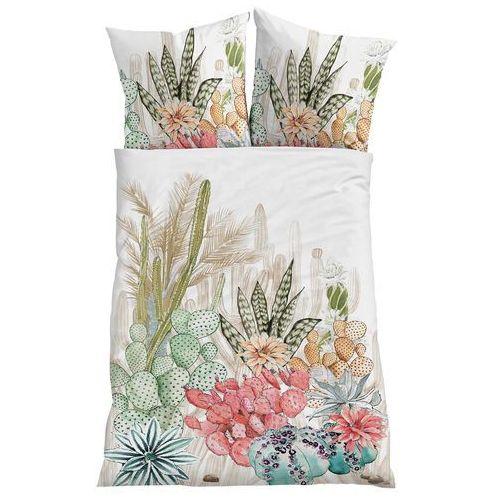 """Pościel """"Kaktus"""" bonprix kolorowy, kolor wielokolorowy"""