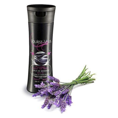Olejek do masażu - Voulez-Vous... Massage Oil lawenda