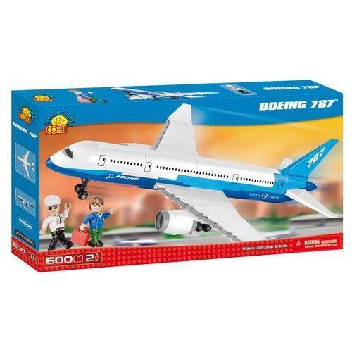 Cobi - Boeing 787 - Dreamliner 600 klocków - Cobi