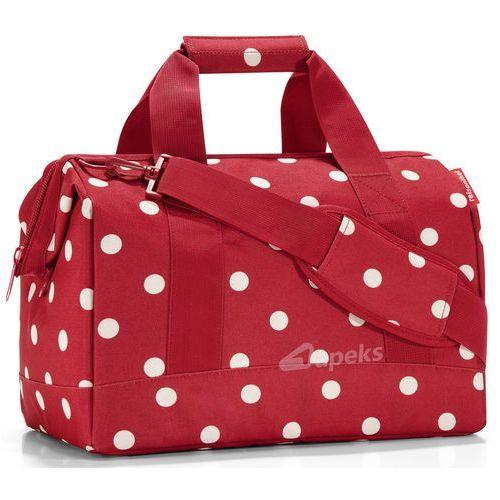 Reisenthel Allrounder M torba podróżna weekendowa / RMS3014 - Ruby Dots (4012013556906)