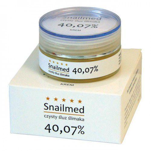 SNAILMED Czysty Śluz Ślimaka 40,07% - Krem Superaktywny - Słoiczek 15 ml, E7A3-36531