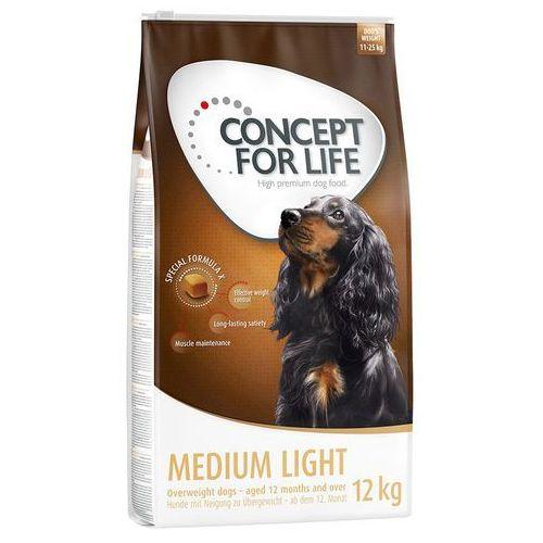 Concept for Life Medium Light - 2 x 12 kg