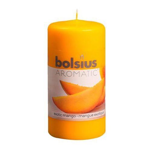 BOLSIUS 120/60 Mango świeca pieńkowa zapachowa (8717847059284)
