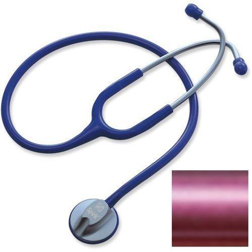 Stetoskop internistyczny Spirit M601DP - purpurowy perłowy