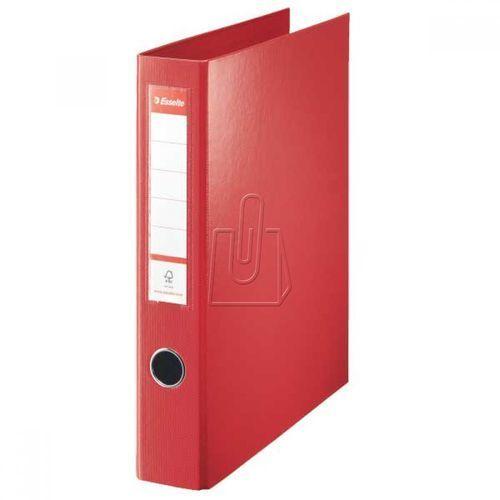 Segregator Esselte A4/62/4R Combi czerwony 82403, 62806