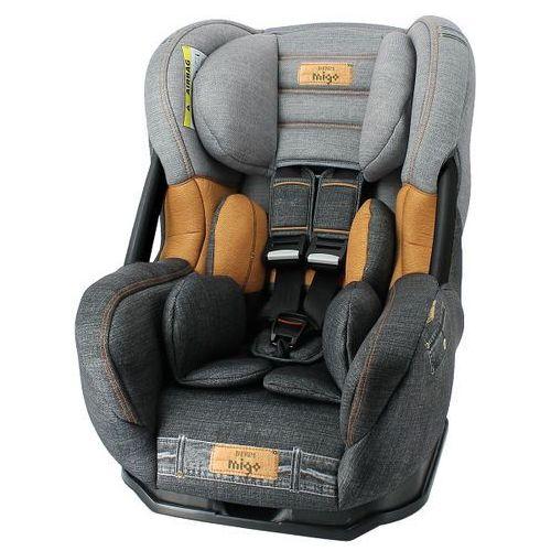 fotelik samochodowy eris premium, denim grey marki Nania
