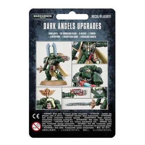 Gamesworkshop Dark angels upgrades (44-80) 99070101014 (5011921060160)
