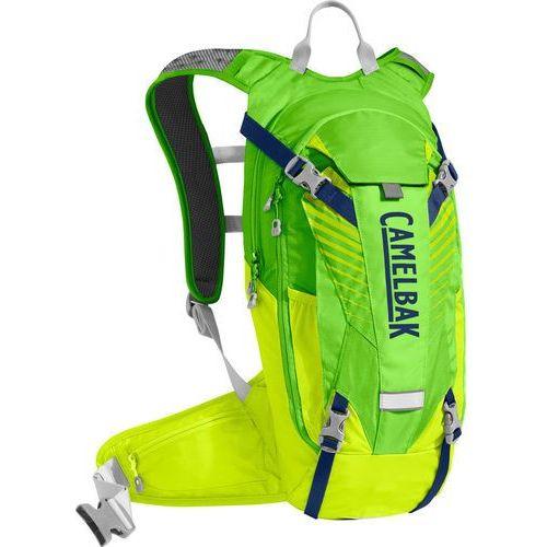 k.u.d.u. 8 dry plecak żółty/zielony 2017 plecaki rowerowe marki Camelbak