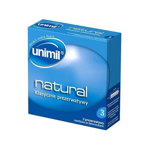 Unimil Natural (1op./12szt.) z kategorii Prezerwatywy