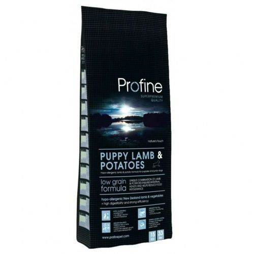 PROFINE Puppy Lamb & Potatoes 15 kg