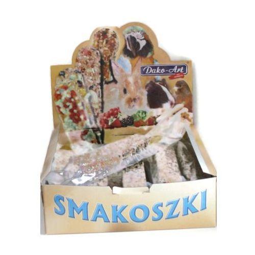 Dako-art  smakoszka bombonierka - wielosmakowy mix dla gryzoni 12szt.