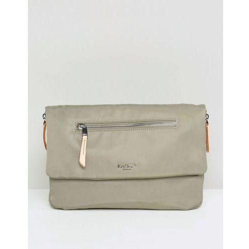 elektronista 10 inch clutch bag - green marki Knomo