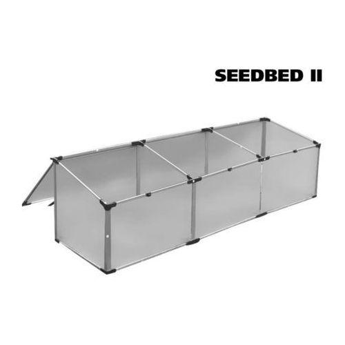 Hecht czechy Hecht seedbed ii szklarnia ogrodowa aluminiowa 180x51x51 - oficjalny dystrybutor - autoryzowany dealer hecht