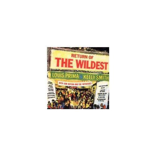 Return Of The Wildest (5013727033027)