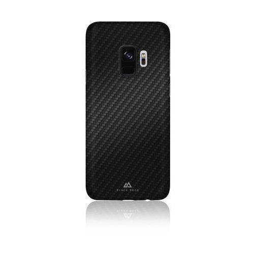 Etui BLACK ROCK Ultra Thin Iced do Samsung Galaxy S9 Czarny (4260460959133)