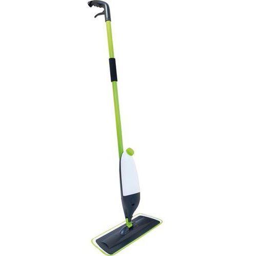 Mop płaski ze spryskiwaczem i dozownikiem Spray Mop York Azur (5903355084037)