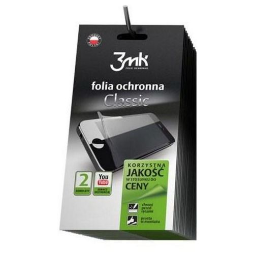 Folia  classic do nokia lumia 630 (2szt) wyprodukowany przez 3mk