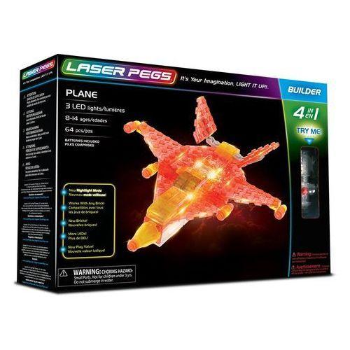4 in 1 Plane - Laser Pegs