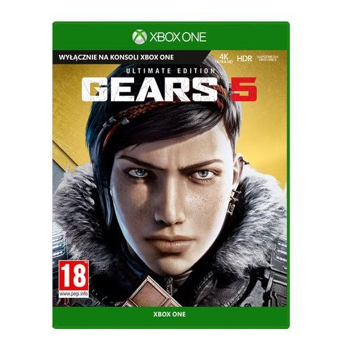 Gears of War Ultimate Edition PL XONE