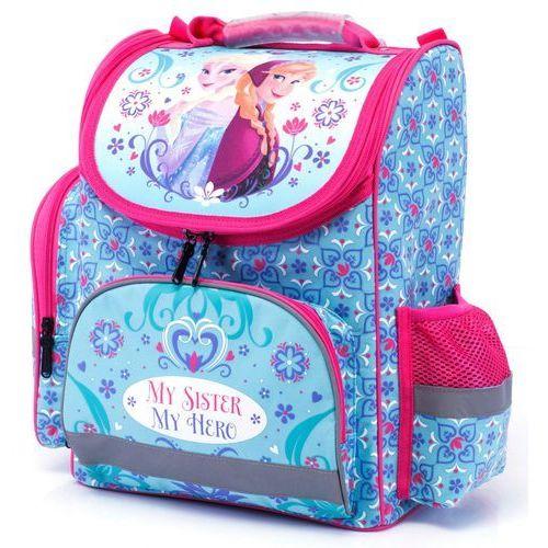 Karton P+P anatomiczny plecak ERGO KIDDY Frozen III (8595096733588)