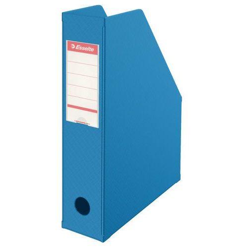 Pojemnik na dokumenty vivida 7cm niebieski składany marki Esselte