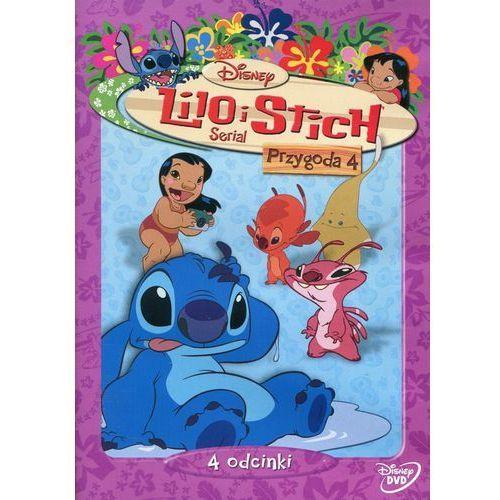 Lilo i Stich. Przygoda 4 (DVD)