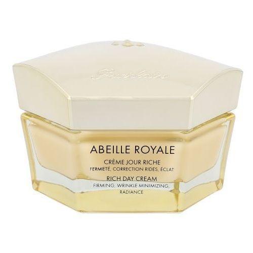 abeille royale firming rich day cream 50ml w krem do twarzy tester marki Guerlain