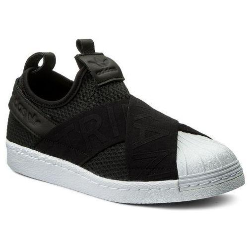 Buty adidas - Superstar SlipOn W CQ2382 Cblack/Cblack/Ftwwht, w 3 rozmiarach
